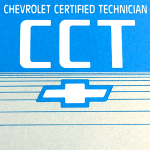 Chevrolet Certified Technician