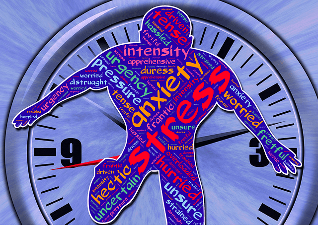 Running against the clock - Learn new healthy strategies to better manage stress
