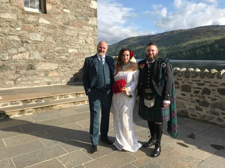 Neil Lynch - Humanist Celebrant - Scotland wide