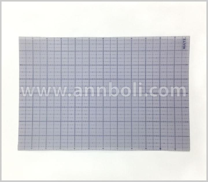 Printed PVC Grid Sheet