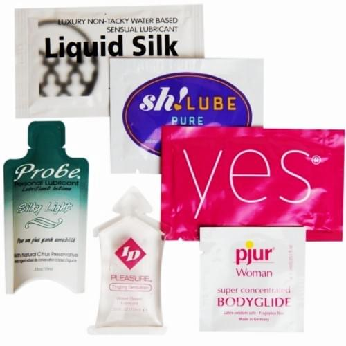 Lube Sample kit
