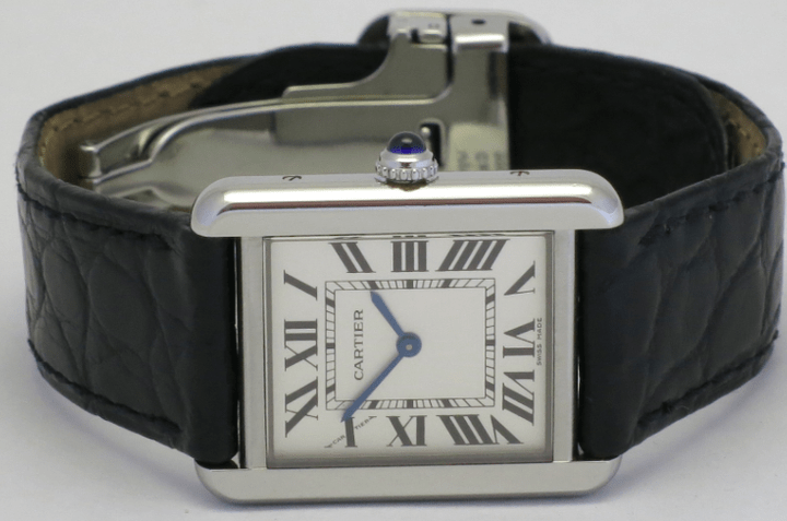 cartier tank solo price
