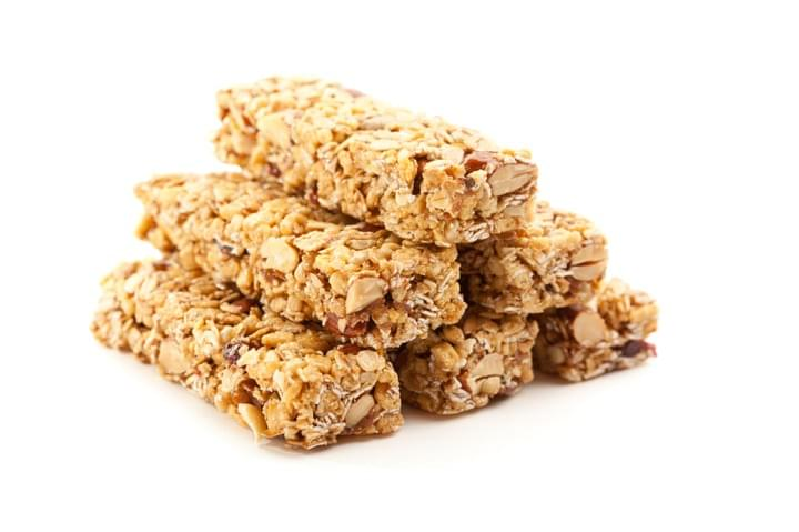 This is a photo of protein bars.