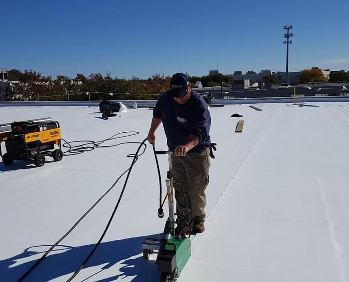 Commercial All Seasons Roofing