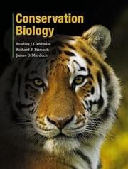 Conservation Biology, (c) OUP