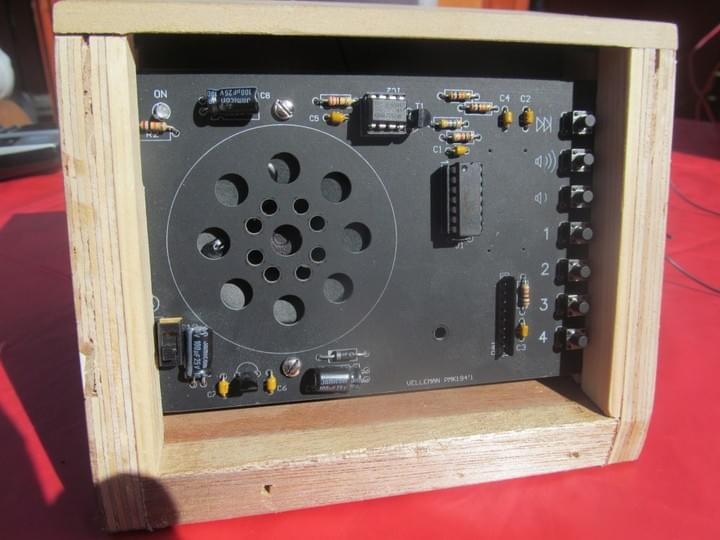 Electronics for Sheds 2020