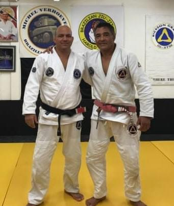 Gracie Bali Grand Opening with Paulo and Royler Gracie