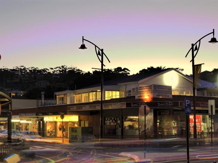 Terrigal Branch Lightened for the evening classes