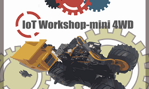 XNode Event - IoT Workshop - mini 4WDⅡ @ Japanese