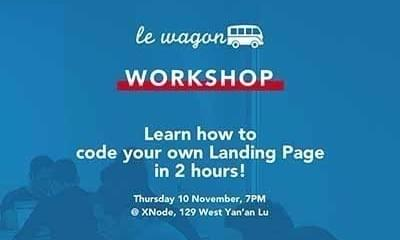 le wagon workshop coding
