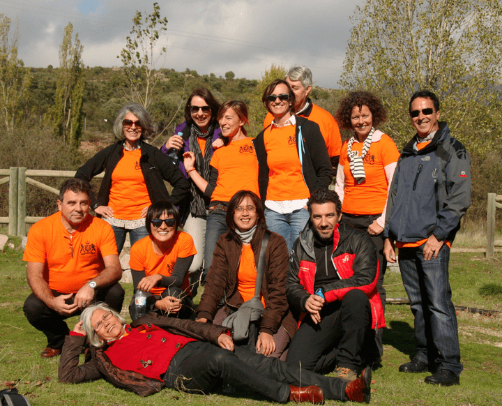 Hiking in Madrid Incentive tours