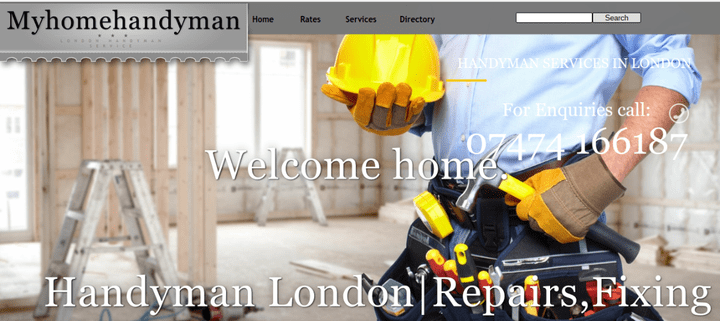 Reliable handyman services in london-myhomehandyman.co.uk
