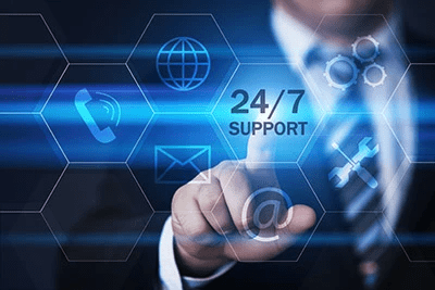 IT support 24x7 agreements