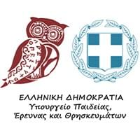 Hellenic Ministry of Education Logo