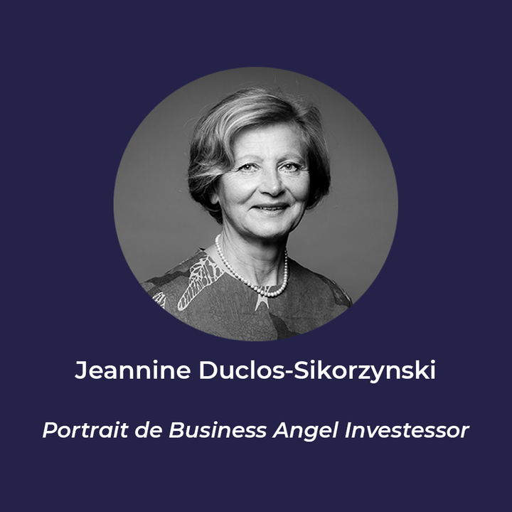 Jeaninne Duclos - Business Angel