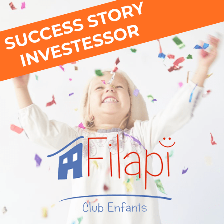 Filapi - success story Investessor