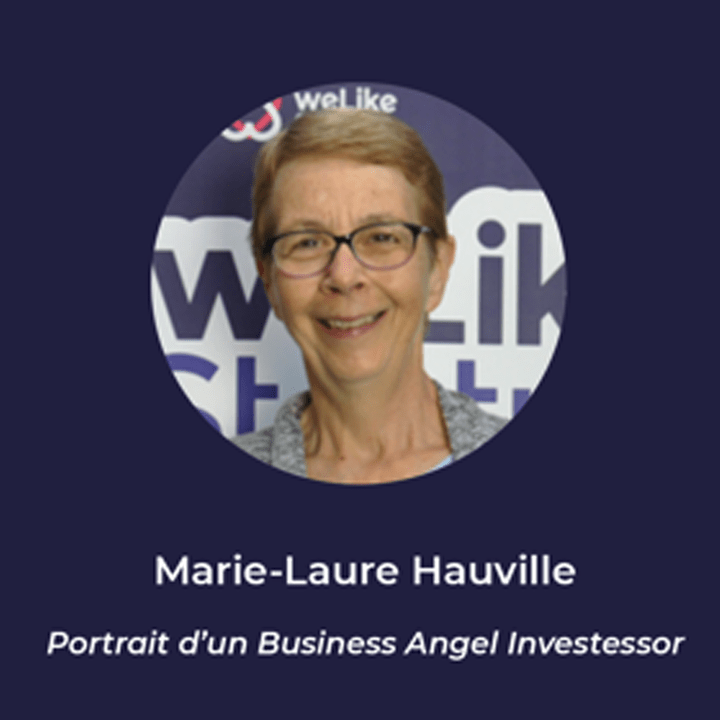 Marie-Laure Hauville - Business Angel