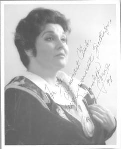 Marilyn Horne, Honorary Member