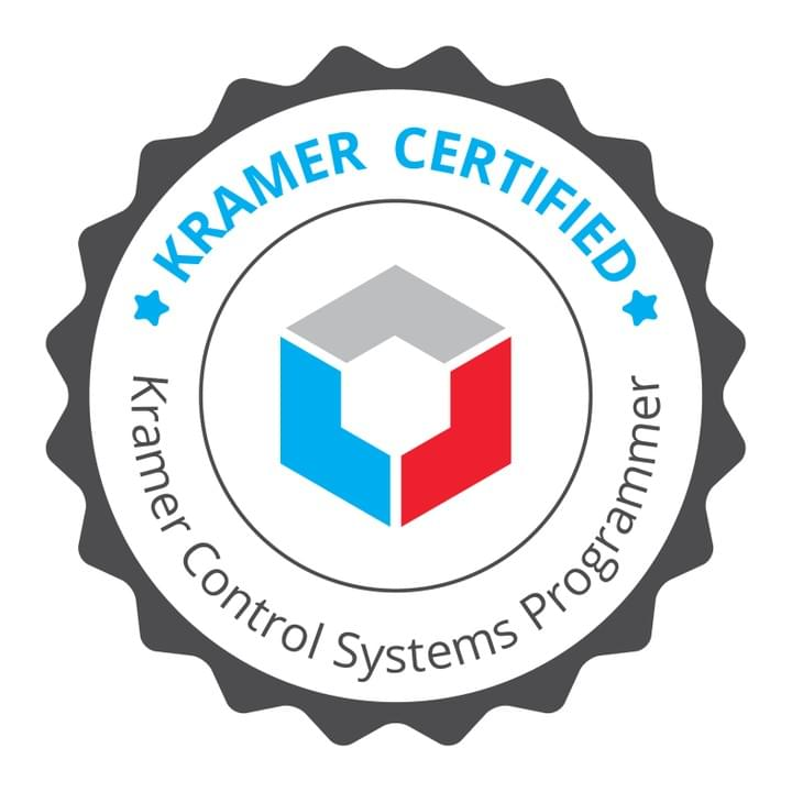 Kramer Control Website