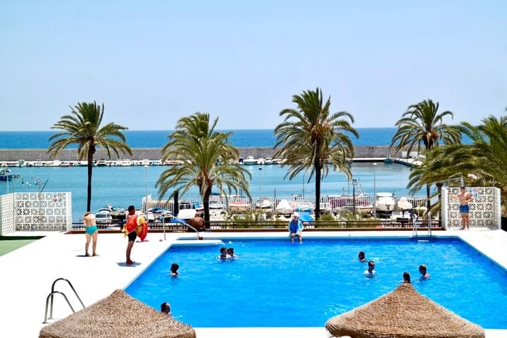 fuengirola rental beachfront centre solrent spain holiday rentals go costa del sol