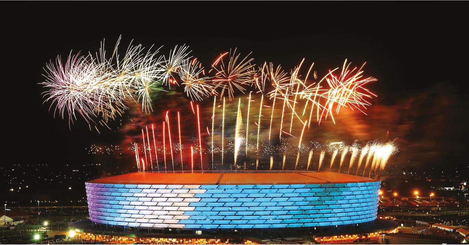 Bakü Olimpiyat Stadı