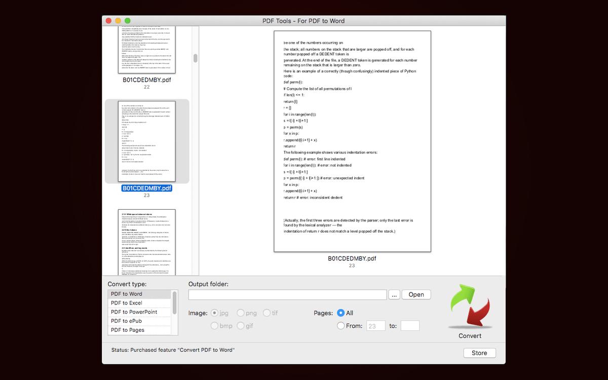 PDF Tools - For PDF to Word on Strikingly