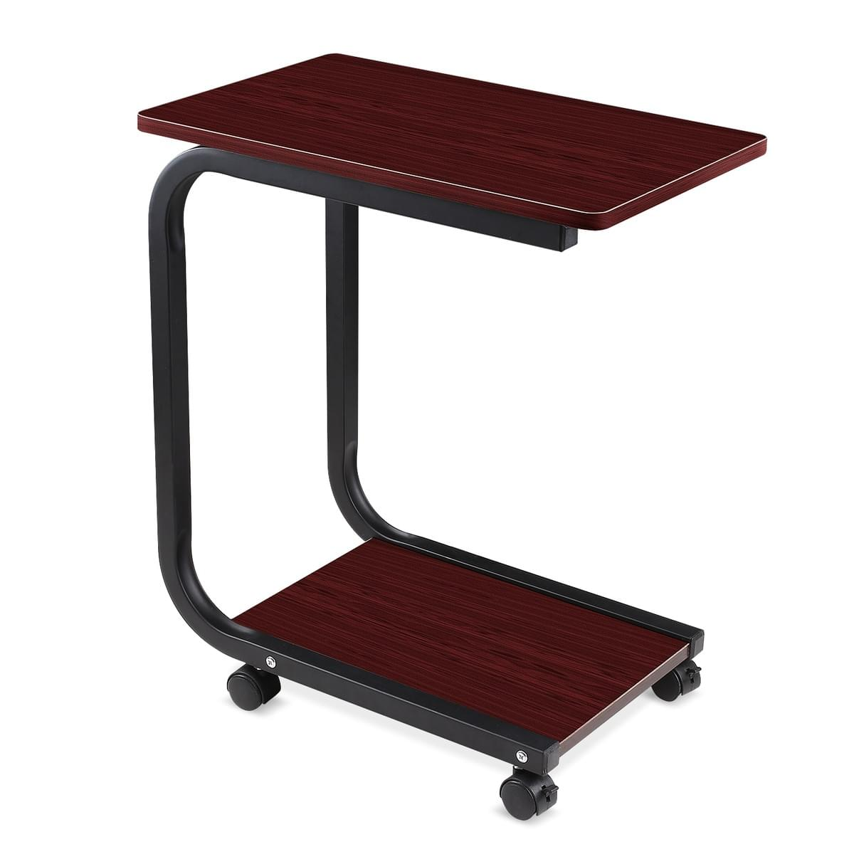 Terrific U Shaped Side Table Computer Tray Sofa Couch End Table Pdpeps Interior Chair Design Pdpepsorg