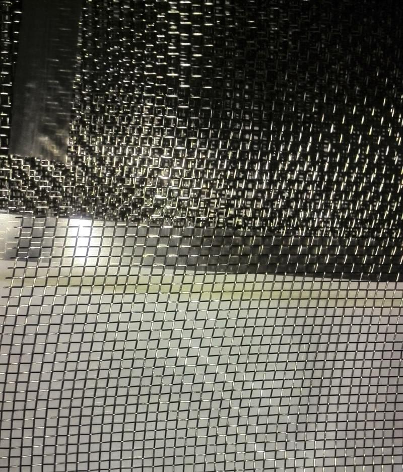 mica slip plane materials, flexible mica sheet with woven stainless steel net