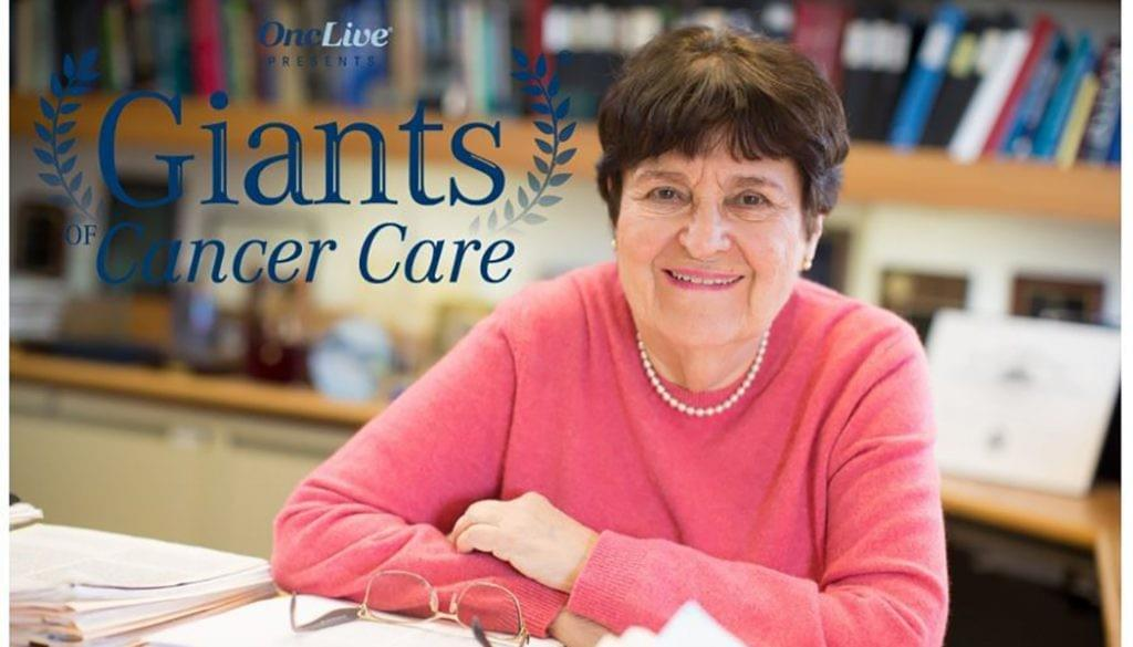 NFCR Fellow Susan Band Horwitz, Ph.D. Named Giant of Cancer Care