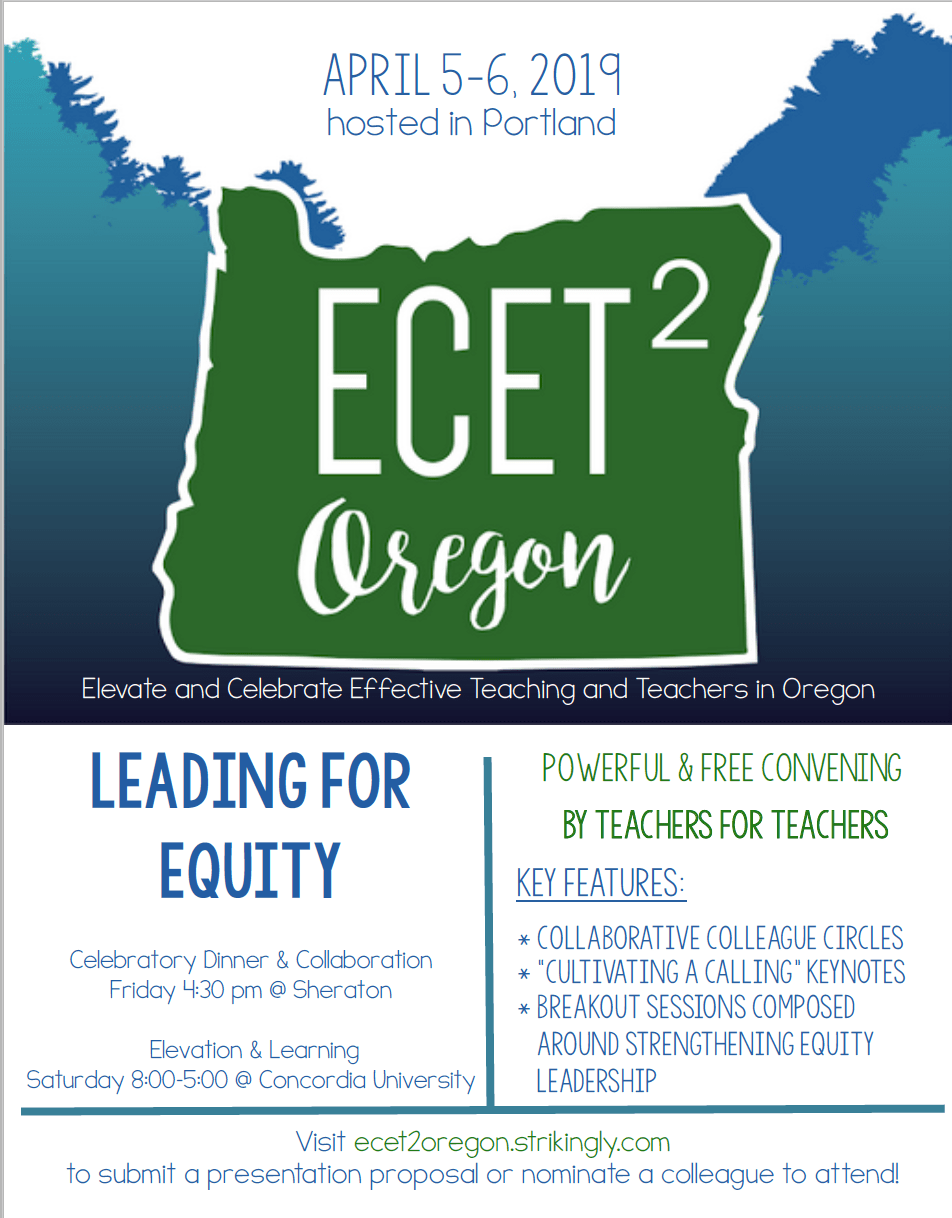 ECET2 Oregon on Strikingly
