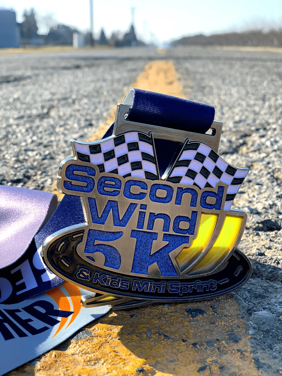 2019 FINISHER MEDAL
