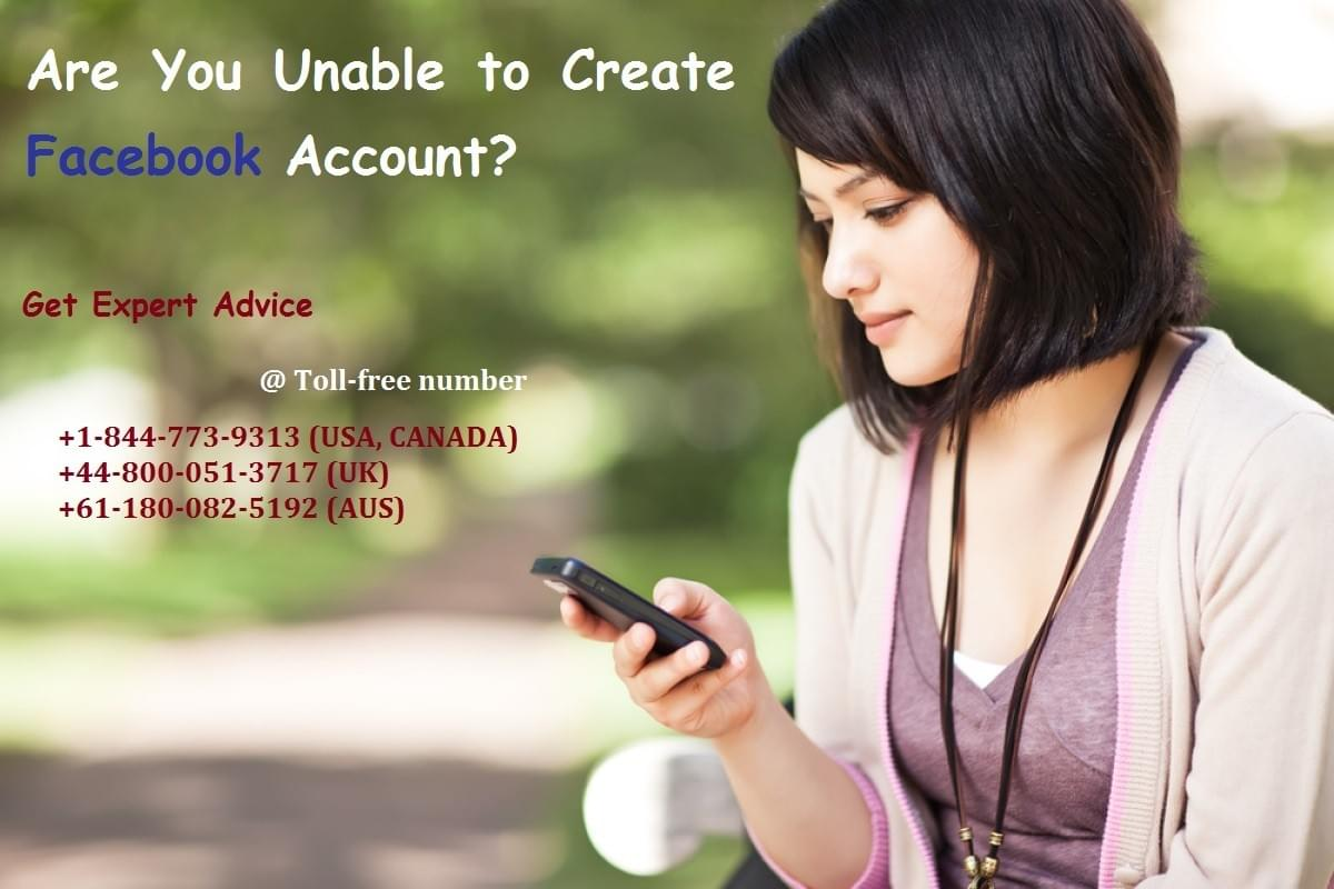 How can I create Facebook Account