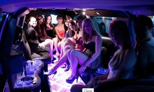 NYC Strippers in Limo or NYC Party Bus, bachelor party nite