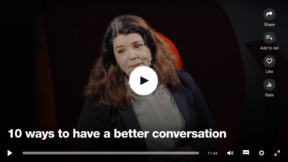 Celeste Headlee on how to become great at having conversations