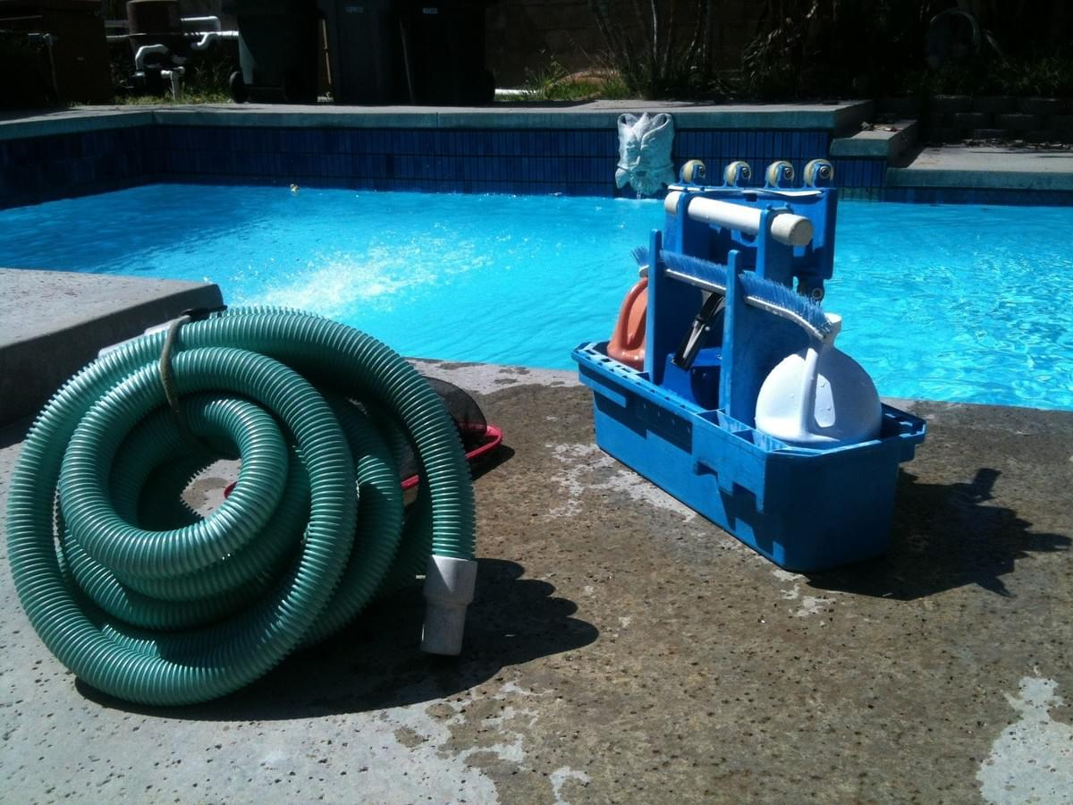 pool's maintenance