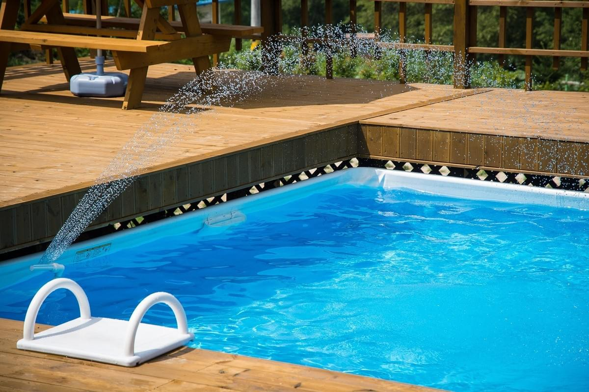 Swimming Pool Water Circulation