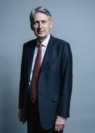 The Rt Hon Philip Hammond MP, Chancellor of the Exchequer