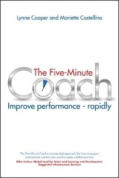 The Five-Minute Coach book