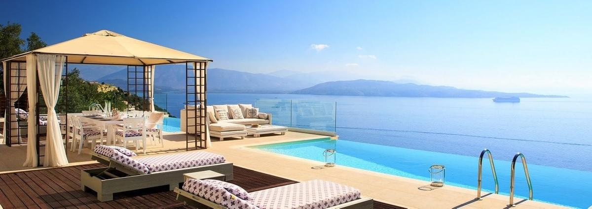 Looking for a villa in Corfu?