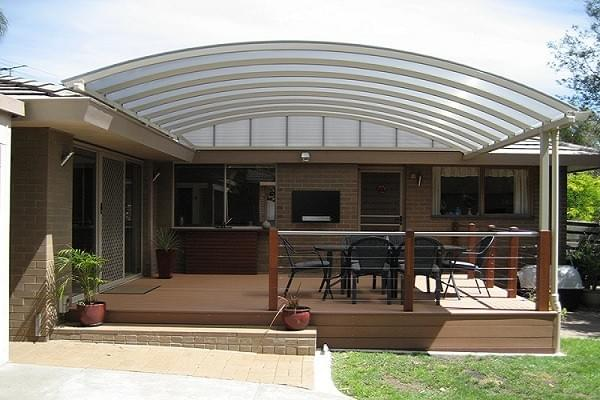Verandah Roofing Ideas Which Is The Best For Your Home Roofing Home Improvement