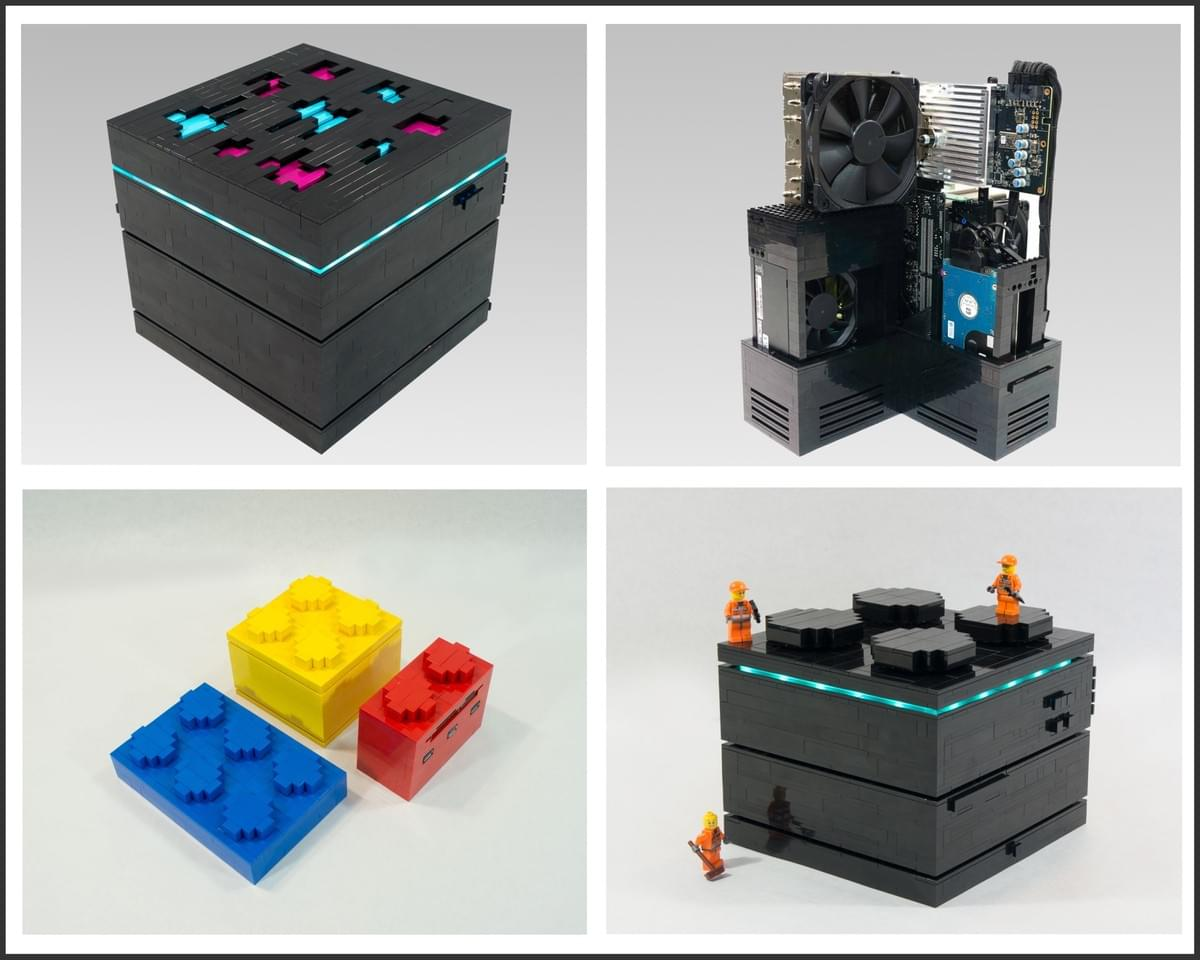 Lego Computers & Design