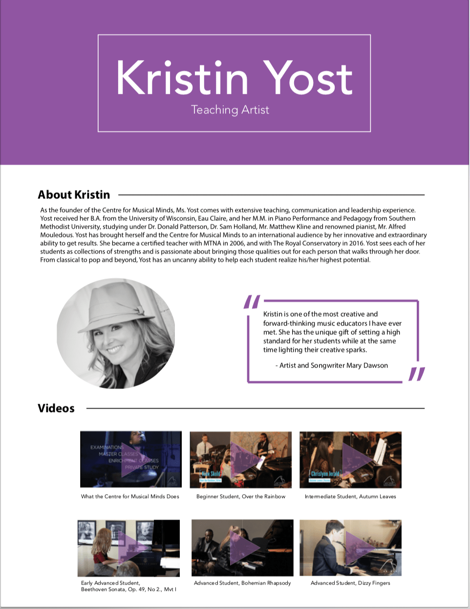 Kristin Yost
