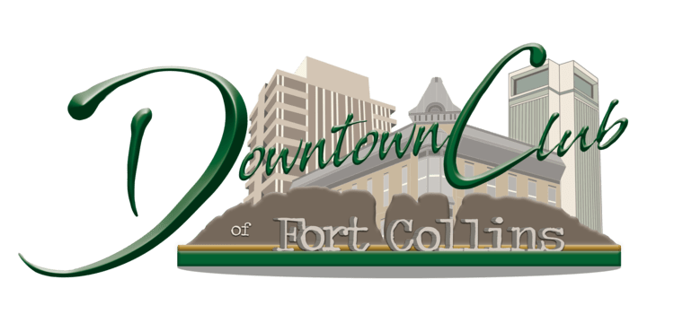 logo downtown club of fort collins organization