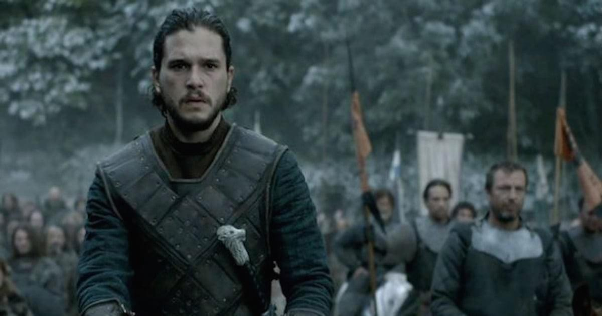 GOT Jon SNOW LEADERSHIP