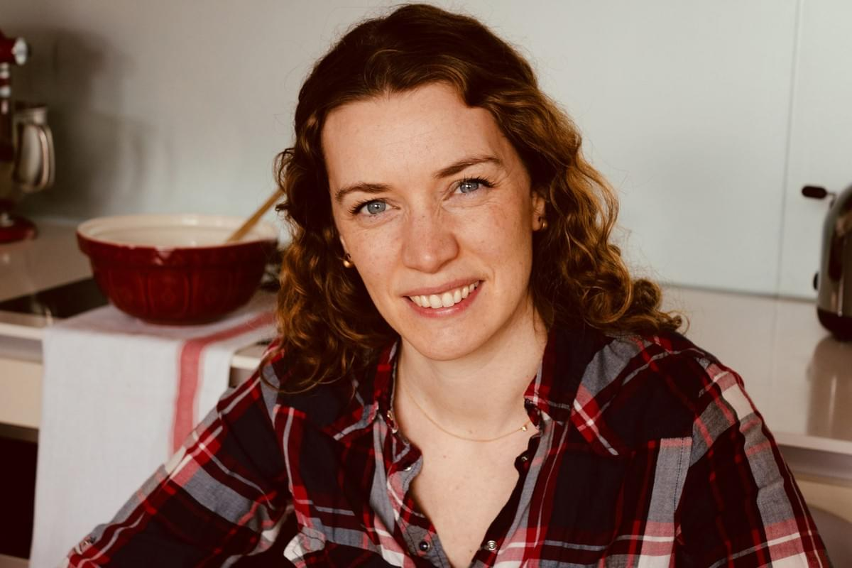 Natasha Wright, Founder of Bakit, who make premium baking kits
