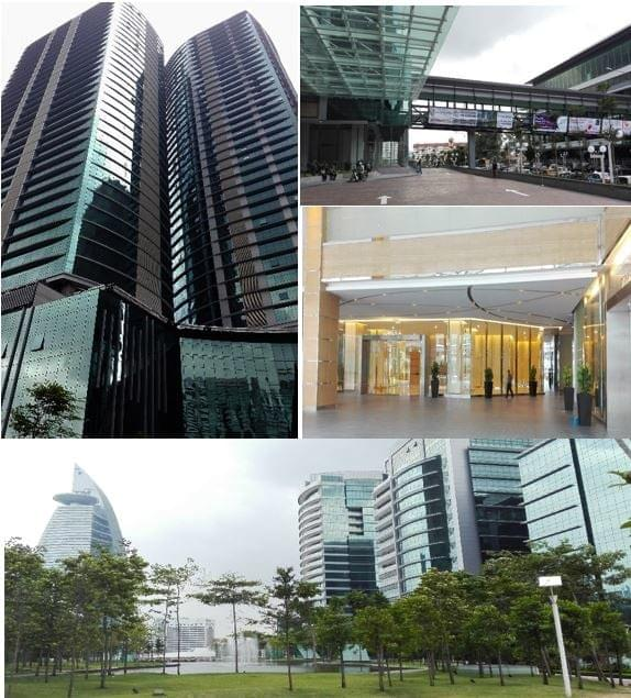 Centrio Soho Pantai Hill Park KL Gateway The Horizon  The Vertical Business Suite A The Vertical Business Suite B Vertical Corporate Tower A Vertical Corporate Tower B