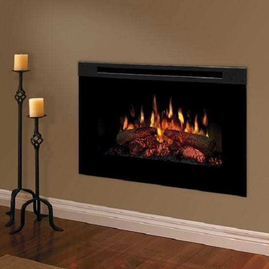 The Cheap Infrared Electric Fireplace Heater Insert