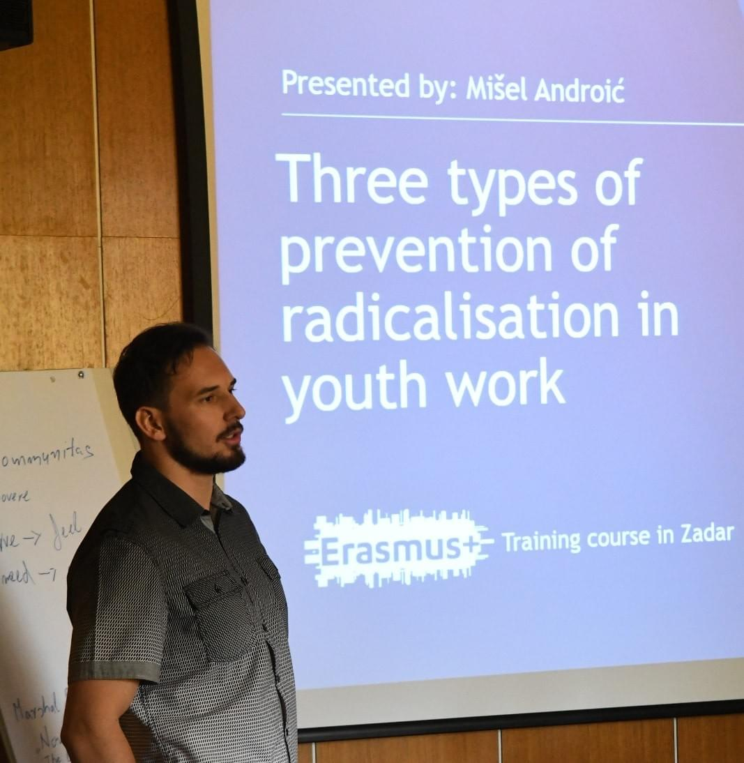 Three types of prevention of radicalisation in youth work.