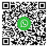 Scan this QR code to joint the Centre's Whatsapp group.