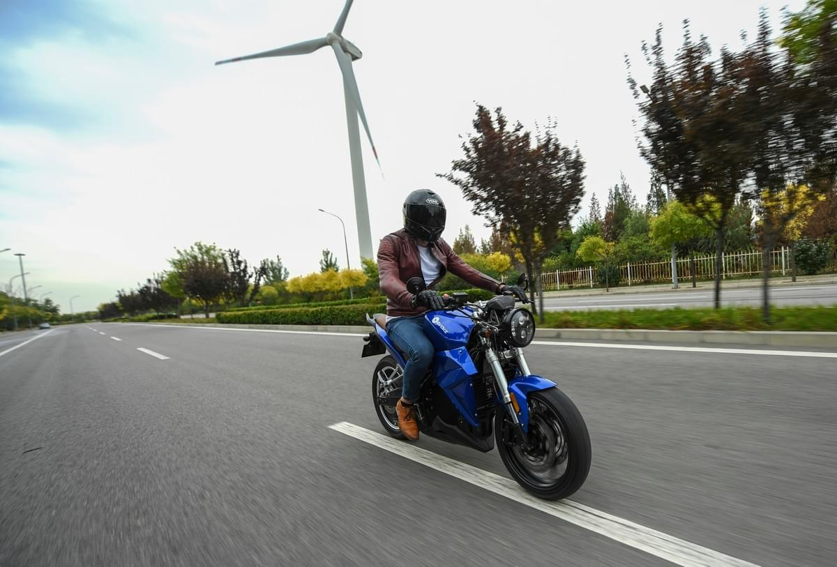 Evoke Electric Motorcycles Easy to ride